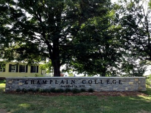 Champlain College - Burlington, VT